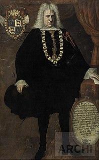 José de Armendáriz, 1st Marquis of Castelfuerte Spanish soldier and colonial administrator