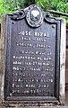 Jose Rizal in Tarlac historical marker 01.jpg