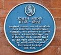 Joseph Aspdin plaque 7 Sep 2017.jpg