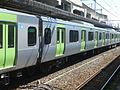 Jreast e235 train tc10 at takasaki.JPG