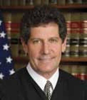 John Kronstadt - Image: Judge John A. Kronstadt