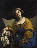 Judith with the Head of Holofernes (Bernardo Cavallino) - Nationalmuseum - 19074.tif