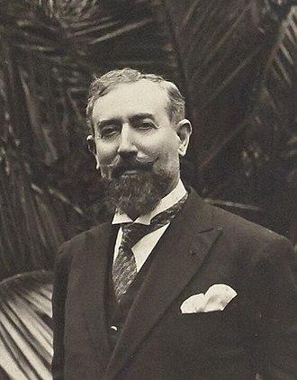 Jules Brévié - Jules Brévié at the 7th North African Conference in Tunis, 1930