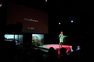 Julia Laffranque - Julia Laffranque in TEDxTallinn 2012