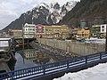 Juneau Visitors Retaining Wall 3 (6480402215).jpg
