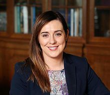 Junior Minister Megan Fearon.jpg