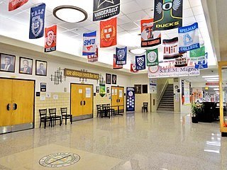 Justin F. Kimball High School Public, secondary school in Dallas, Texas, United States