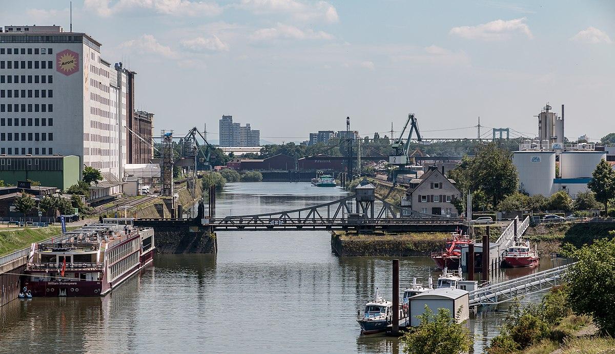 Köln Drehbrücke