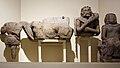 Köln um 1373 Skulpturenreste des ehemaligen Fleischhallentores.jpg
