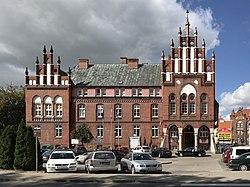 Kętrzyn - Starostwo Powiatowe (02).jpg