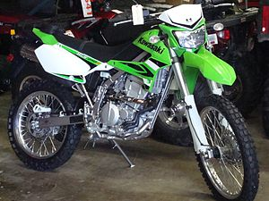 Outstanding Kawasaki Klx250S Wikipedia Pabps2019 Chair Design Images Pabps2019Com