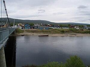 Karasjok - Image: Kaarasjoki