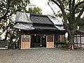 Kaguraden Hall of Kitaoka Shrine.jpg