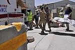 Kandahar Airfield holds mass casualty exercise DVIDS419342.jpg