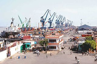 Kandla Port and town in Gujarat, India