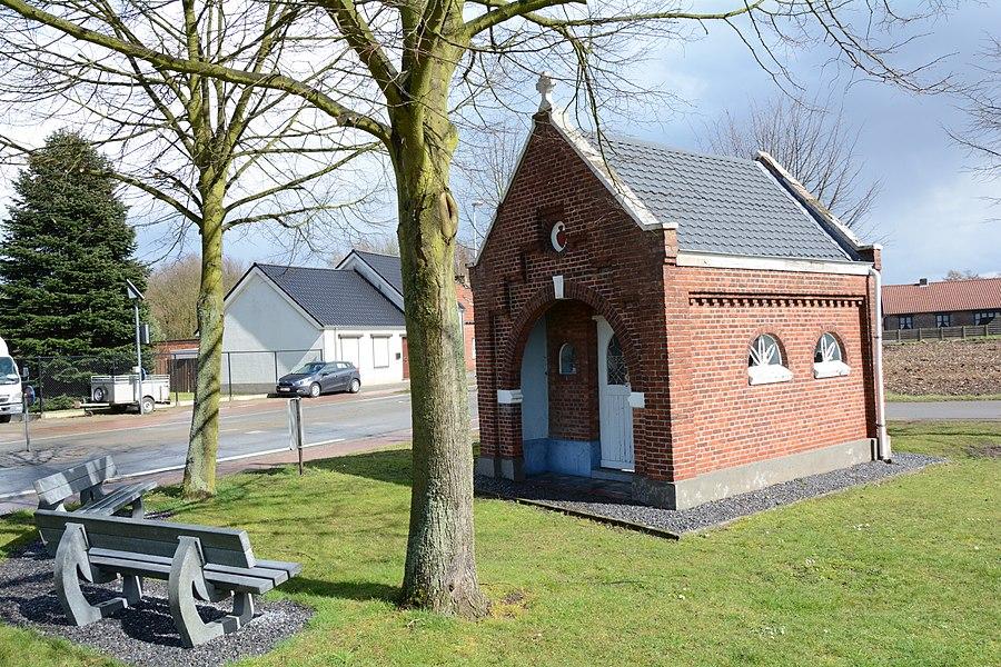 Kapel langs Geneberg, Ham