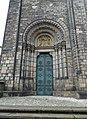 Karlínské náměstí, kostel svatých Cyrila a Metoděje, východní vstup.jpg