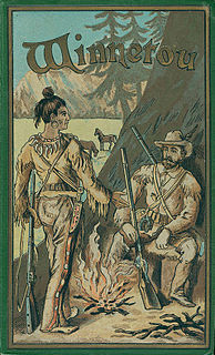 Winnetou fictional Native American
