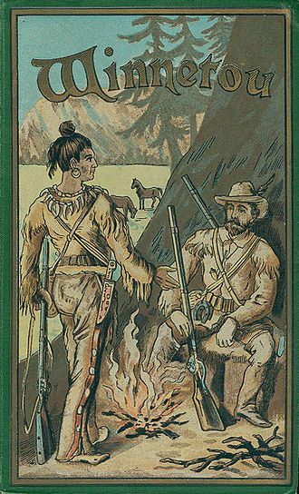 Winnetou - Cover of 1893 edition