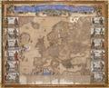 Karta över Europa, 1672 - Skoklosters slott - 95177.tif