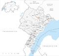 Karte Gemeinde Le Vaud 2008.png