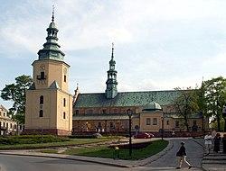 Kielecka katedra
