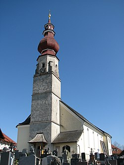 Kath. Pfarrkirche hl. Martin in Hallwang.JPG