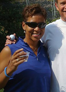 Katrina Adams American former tennis player