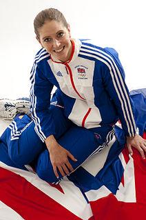 Katy Sexton British swimmer