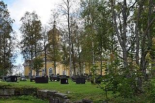 Kaustinen Municipality in Central Ostrobothnia, Finland