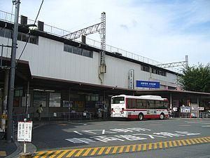 Ōwada Station (Osaka) - Ōwada Station, August 2006