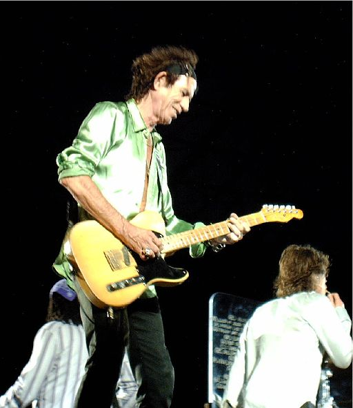 Keith Richards Hannover 2006
