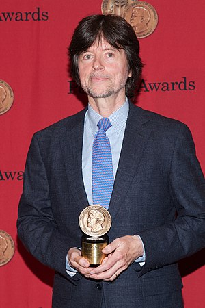 The Central Park Five - Ken Burns at the 73rd Annual Peabody Awards