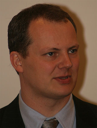 Minister of Transport and Communications (Norway) - Image: Ketil solvik olsen