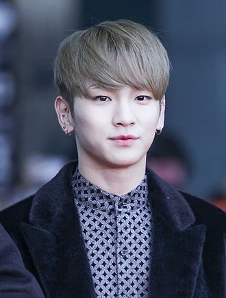 Key (entertainer) - Image: Key at the SM Town Coex Artium on January 2015