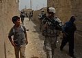 Keystone Soldiers, Iraqi Police Focus on Taji Market Security DVIDS169972.jpg
