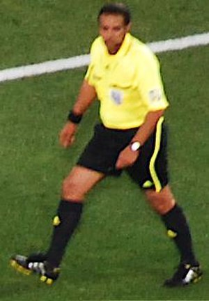 Khalil Al Ghamdi - Jalal at the 2010 FIFA World Cup