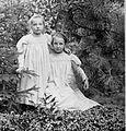 Kids, garden Fortepan 4585.jpg