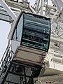 King's Cross Central development tower cranes, London, England 09 crane cabin.jpg
