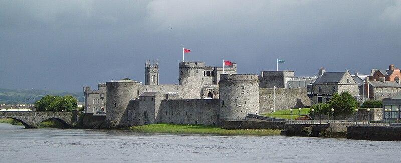 File:King John's Castle in Limerick.jpg