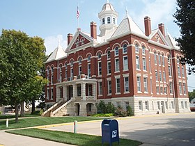 Kingman county kansas courthouse 2009.jpg