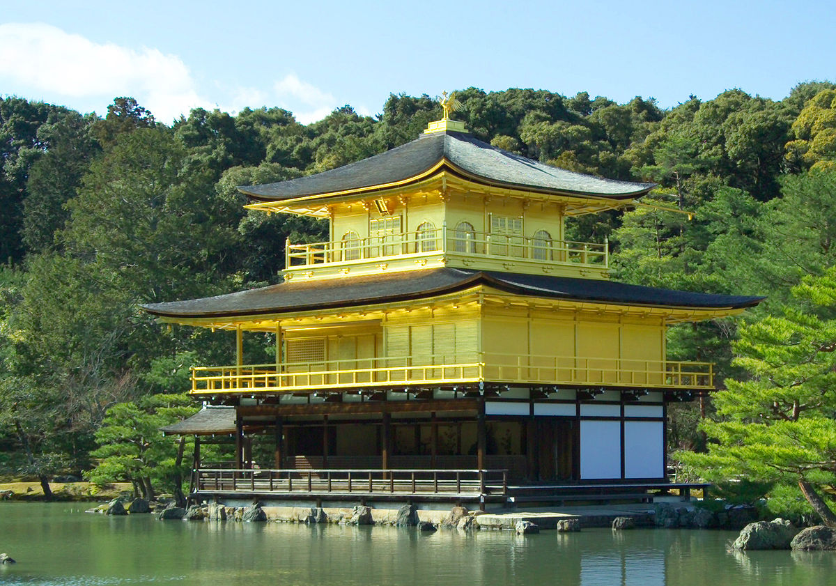 for Japanese style garden buildings