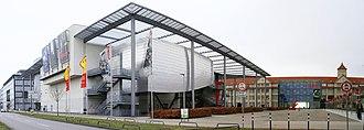 Sonntag aus Licht - ZKM, Karlsruhe, where the first visual realisation of Licht-Bilder was made