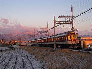 Yunoyama Line Japanese railway line