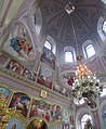 Kiovo church interior, 2-nd floor. October 2014. - В Киово-Спасском храме, второй этаж. Октябрь 2014. - panoramio.jpg