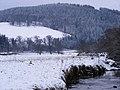 Kip Water and Bargane Hill - geograph.org.uk - 1159791.jpg