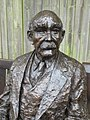 Kipling statue, Burwash 3.jpg