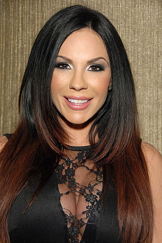 Kirsten Price (actress) - Price at the AVN Expo, Las Vegas, Nevada, January 2013