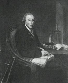 Richard Kirwan Irish geologist and chemist
