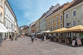 Klagenfurt Innere Stadt Alter Platz Ostteil 18052020 8998.jpg